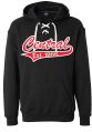 Central Tail Lace Sweatshirt
