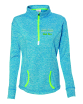 Ladies Fleece Quarter Zip